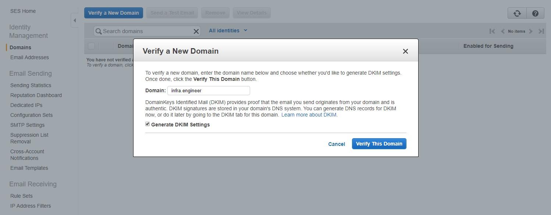 Using Gmail With Your Domain Utilising Amazon Ses Lambda